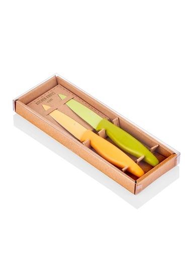 Cutt Mutfak Bıçağı 9 Cm - 2 Li Set-The Mia